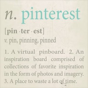 define pinterest social media