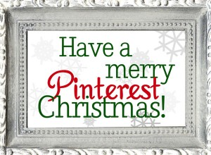 Best Christmas Boards on Pinterest