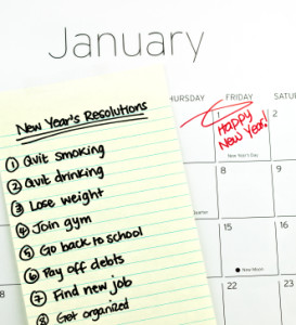 New Year Resolutions on Pinterest